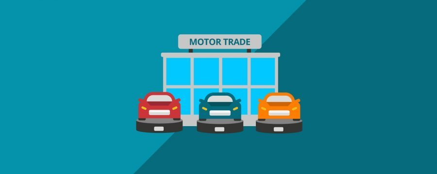 Motor trade dealer news uk