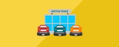 Motor Trade Center Yellow